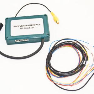 Nachrüstung Set für Nicht-Original-Rückfahrkamera MMI 2G