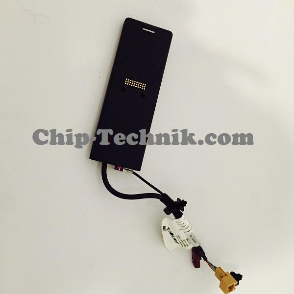 Audi A6 4G A7 4G8 Steuergerät Halter für Handyaufnahme 4G0862401 6PS Handy