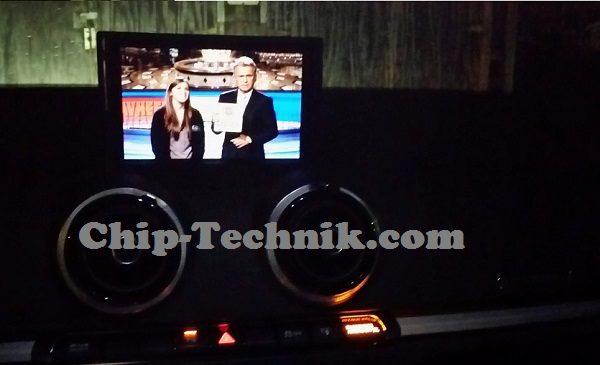 Audi A3 (8V) - TV/Video Freischalten - MMI Navigation Plus Touch