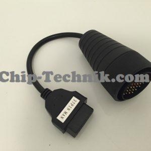 OBD2 16 PIN Anschlussdiagnoseadapter für MAN 37 PIN