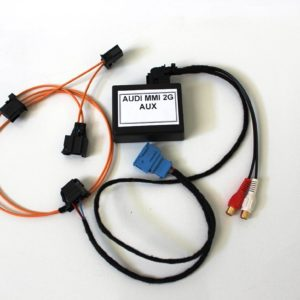AUDI MMI 2G High AUX Adapter