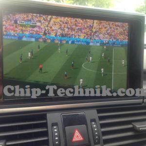 TV Freischaltung - Audi MMI Facelift