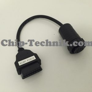 OBD2 16 PIN Anschlussdiagnoseadapter für SCANIA mit 16 PIN