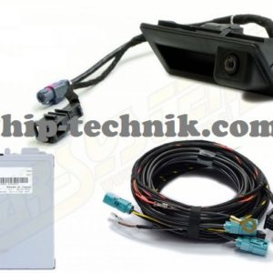 Komplett-Set zur Nachrüstung einer originalen Rückfahrkamera für A6, A7 4G