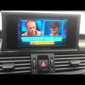 TV Freischaltung - Audi A1, A3, A6, A7, Q3, Q5 mit RMC-