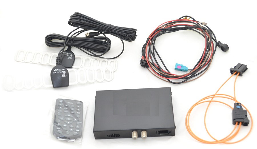 Dvb T Hd Digital Tv Tuner Dvb T F 252 R Audi A6 4g Mit Navigation Mmi 3g 3g Plus Ctw Tuning