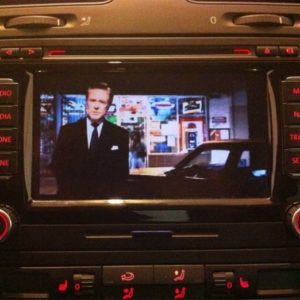 TV FREE DVD + TV Freischaltung VW MFD3 / RNS 510 - Skoda Columbus